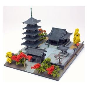 建コレ141 寺院セット2 【トミーテック・262077】