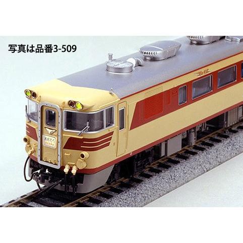 キハ82系 4両基本セット 【KATO・3-509-1】