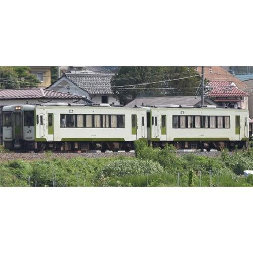 キハ110 200番台(M+T) 2両セット【KATO・3-521】
