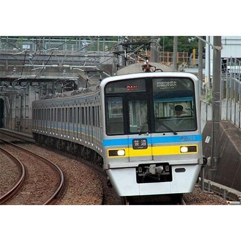 千葉ニュータウン鉄道9800形 8両編成セット(動力付き) 【グリーンマックス・30659】