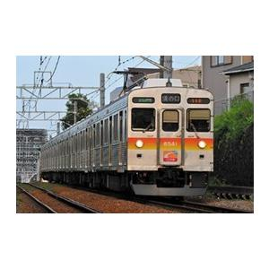 東急8500系(大井町線・黄色テープ付き)5両編成セット(動力付き) 【グリーンマックス・30697】