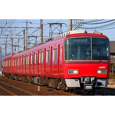 名鉄3500系(機器更新車・3501編成)基本4両編成セット(動力付き) 【30774】