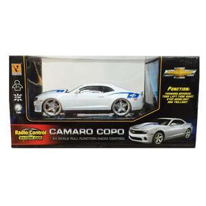 1/24 RCカー No.8 カマロ COPO White|mid-9