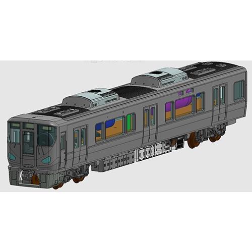 車載カメラシステムセット(225-0系) (3両) 【TOMIX・5595T】