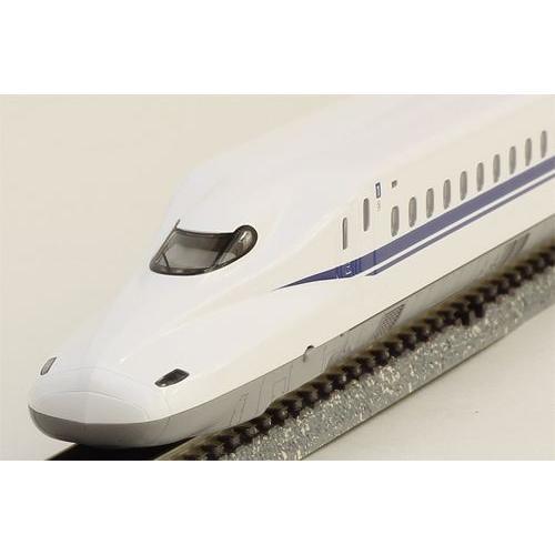 N700A 東海道・山陽新幹線 4両基本セット 【TOMIX・92486】