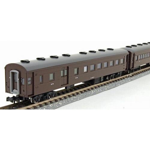 ※再生産 10月発売※旧型客車(高崎車両センター) 7両セット 【TOMIX・92829】