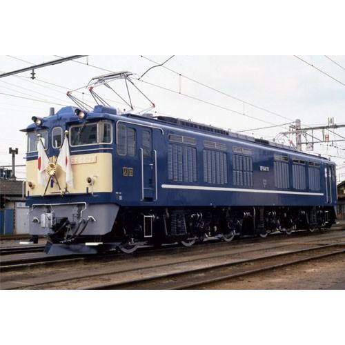 ※新製品 11月発売※ 国鉄 EF64形電気機関車(77号機)ED75形電気機関車(121号機)セット(2両) 【TOMIX・97913】