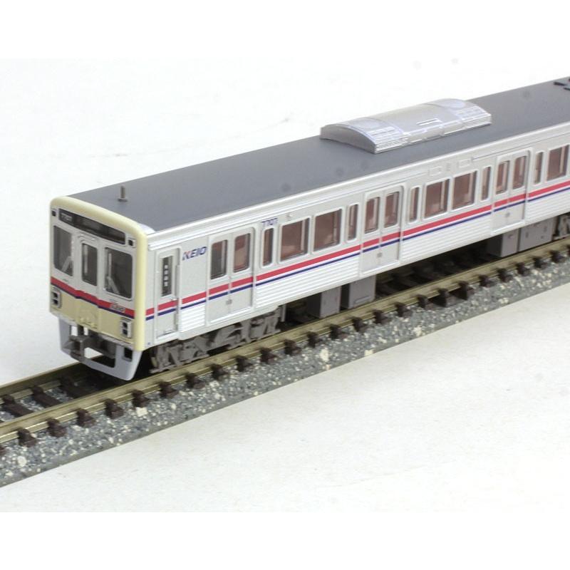 京王7000系・新塗装・基本8両セット 【マイクロエース・A3758】