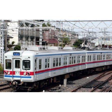京成3300形 3次車+4次車・新塗装 4両セット 【マイクロエース・A7683】