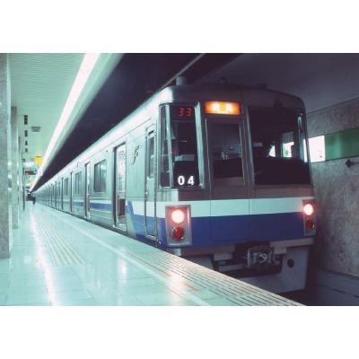 福岡市営1000系 1次車 登場時 6両セット 【マイクロエース・A7990】