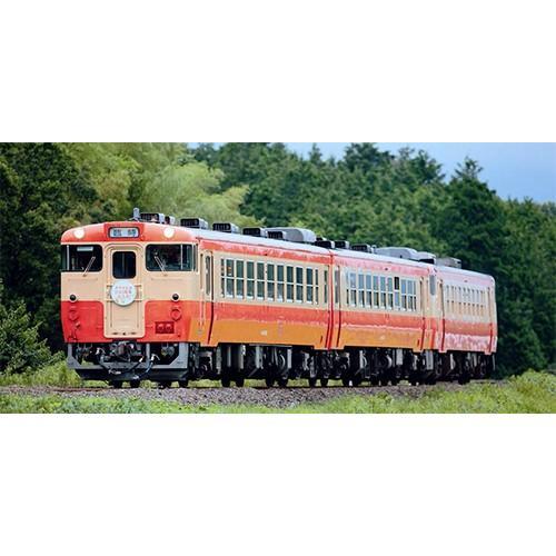 キハ40+キハ48 国鉄標準色タイプ 3両セット 【マイクロエース A8669】