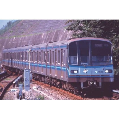横浜市営地下鉄3000形・3000R編成 6両セット 【マイクロエース・A9763】