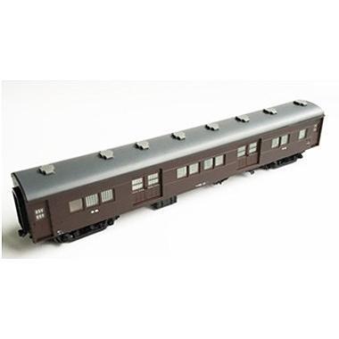 日本国有鉄道 鋼体化荷物列車 マニ60形 後期型 タイプ1(21〜42) 【日本精密模型・TCJ-1010-04】