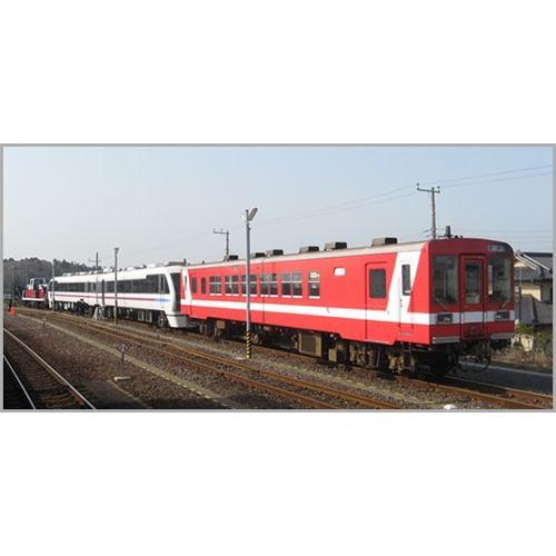 鹿島臨海鉄道6000形2次型(側面方向幕付・M準) 【エンドウ・D078】
