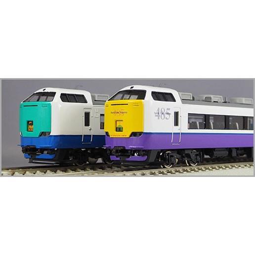 JR東日本485系3000番代 いなほ 6輌セット 【エンドウ・ES277】