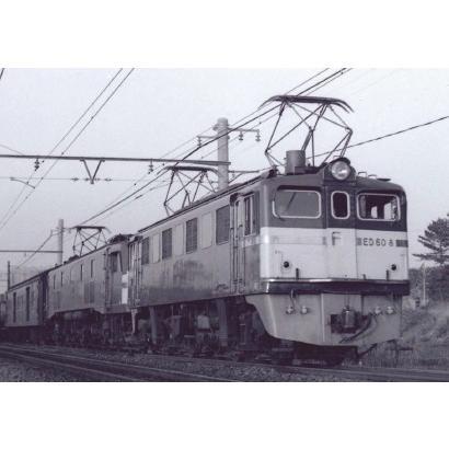 ED60-8・青色・阪和線 【マイクロエース・H-7-004】