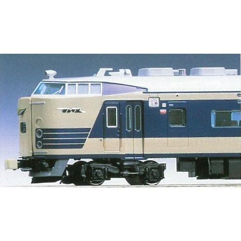 【HO】 583系特急寝台電車(クハネ583) 4両基本セット 【TOMIX・HO-019】