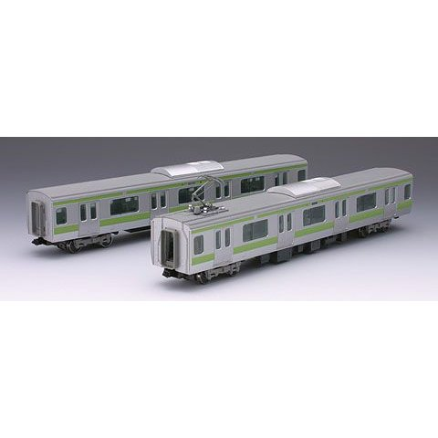 E231-500系通勤電車(山手線)2両増結セット(M) 【TOMIX・HO-054】