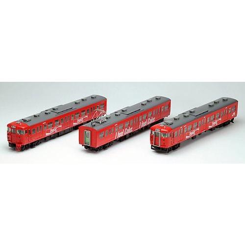 JR115-1000系近郊電車(コカ・コーラ塗装) 3両セット 【TOMIX・HO-078】