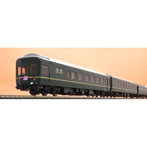 24系25形 特急寝台客車(トワイライトエクスプレス)基本セット 【TOMIX・HO-091】