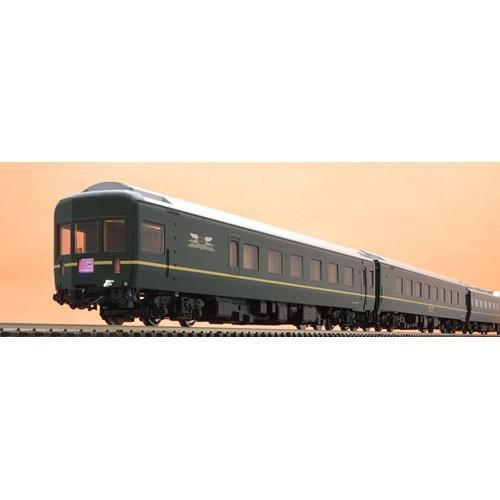24系25形 特急寝台客車(トワイライトエクスプレス)増結セットA 【TOMIX・HO-092】
