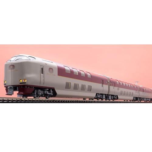 285系特急寝台電車(サンライズエクスプレス)3両増結セットB 【TOMIX・HO-9004】