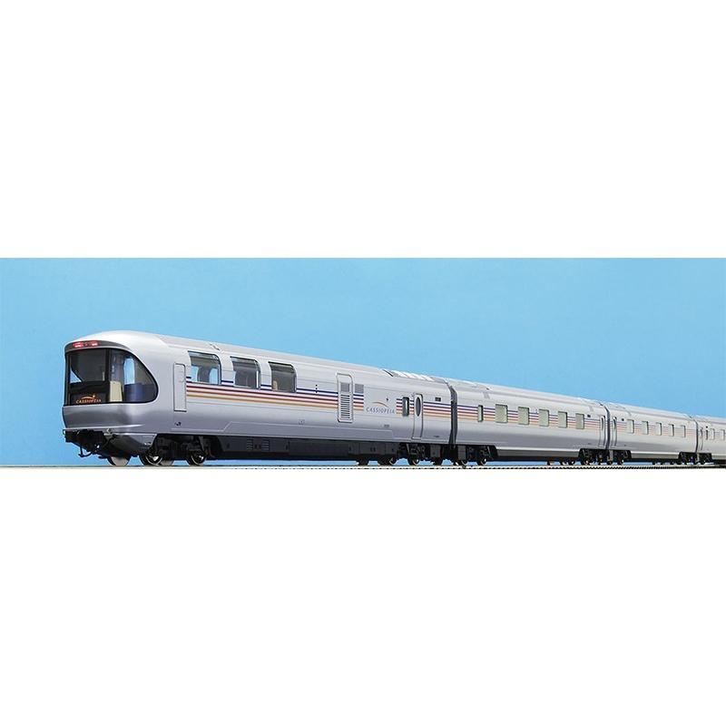 E26系特急寝台客車(カシオペア)基本セットB(4両) 【TOMIX・HO-9031】