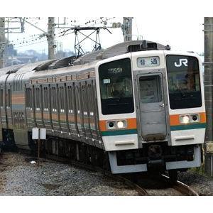 【真鍮製】JR東日本211系東海道バージョン サロ211 【カツミ・KTM-194】