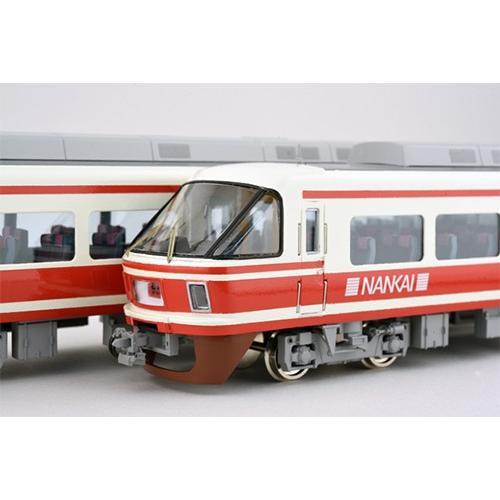 南海30000系 こうや号 更新後 4両セット 【カツミ・KTM-318】