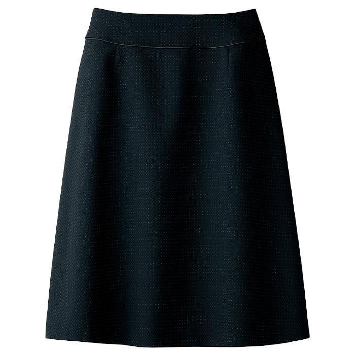 Aラインスカート 16490 ブラック (5〜19号) セロリー SELERY ユニフォーム 作業服 作業着 事務服 通勤服 ミドリ安全.com PayPayモール店 - 通販 - PayPayモール