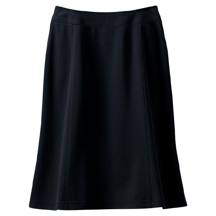 マーメイドスカート 16510 ブラック (21・23号) セロリー SELERY ユニフォーム 作業服 作業着 事務服 通勤服 ミドリ安全.com PayPayモール店 - 通販 - PayPayモール