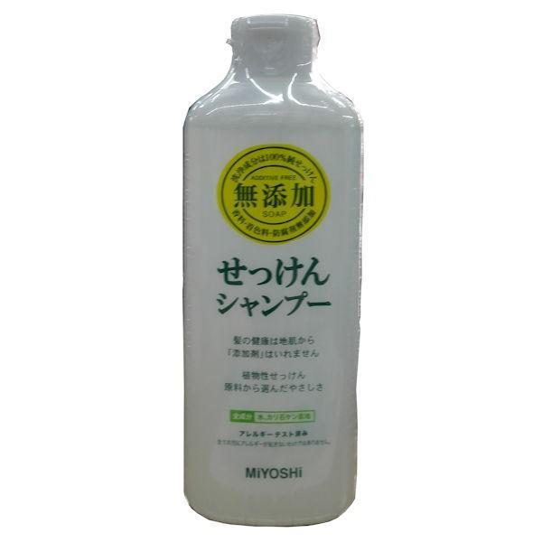 無添加 せっけんシャンプー 350ml   ミヨシ石鹸 midoriya-yshop