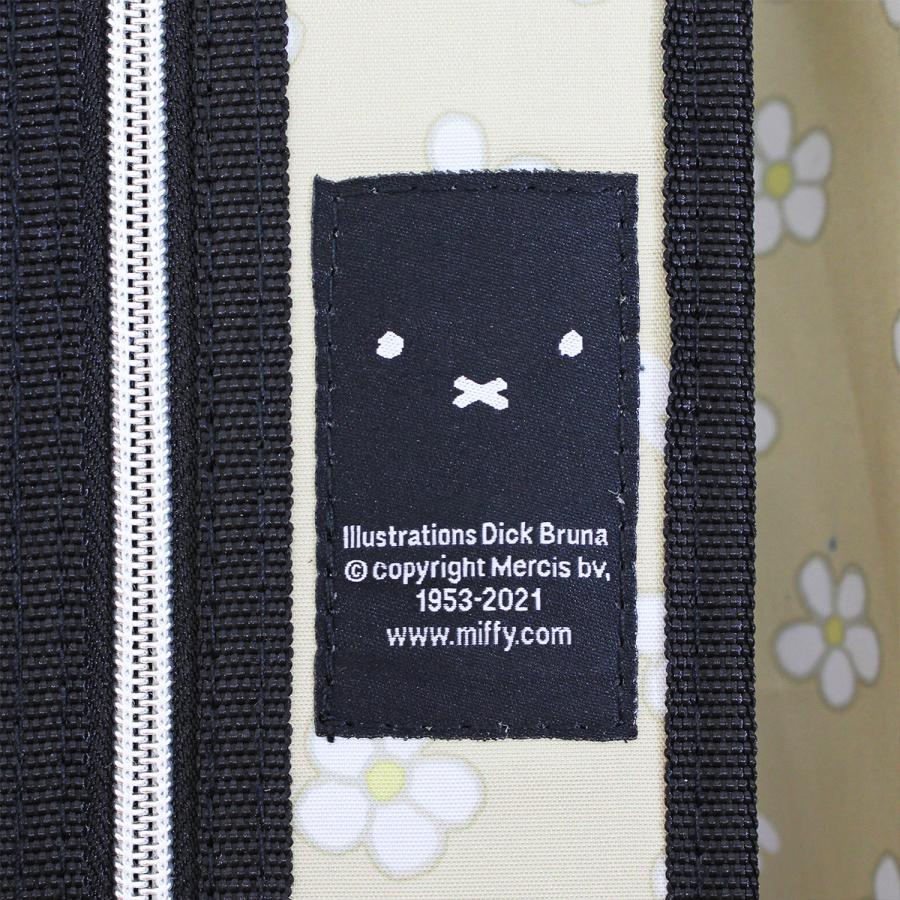 ミッフィースーツケース フェイスブラック/シルバー ★miffy style限定ノベルティエコバッグプレゼント 5/1〜順次出荷 他商品との同梱不可|miffystyle-online|13