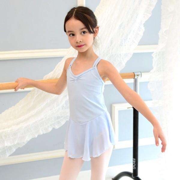 3点セット バレエ 子供 レオタードセット スカート付 タイツ シューズ 送料無料|mignonballet|10