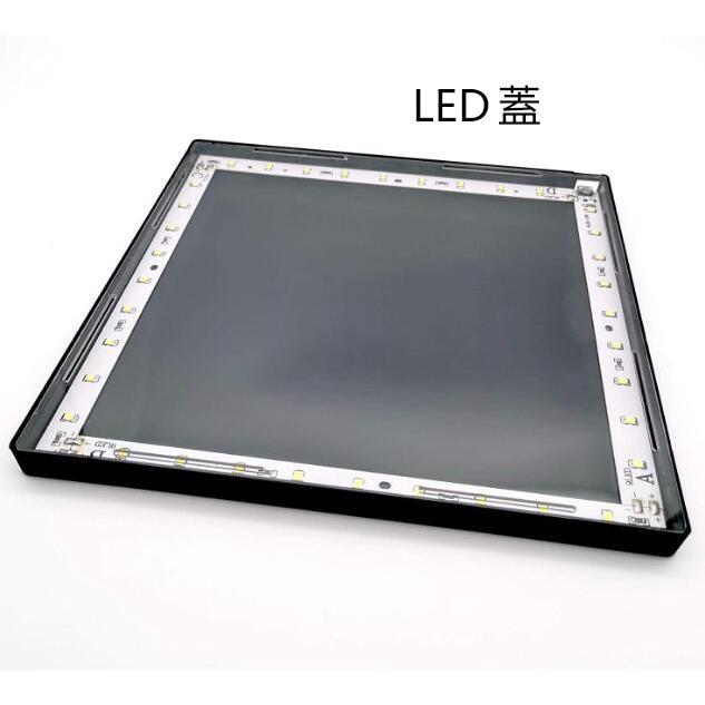 LED照明展示ケース 高透 透明アクリル フィギュアケース アクリルケース コレクションケース LED付き|miistore|07
