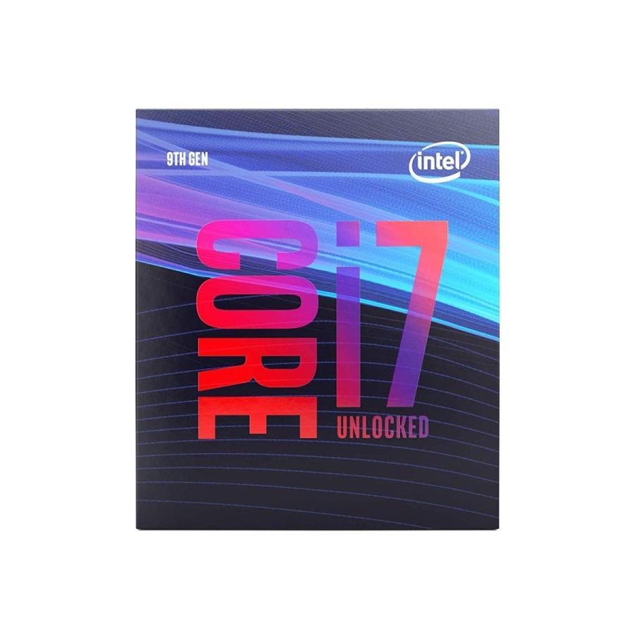 INTEL インテル CPU Corei7-9700K INTEL300シリーズ Chipsetマザーボード対応 BX80684I79700