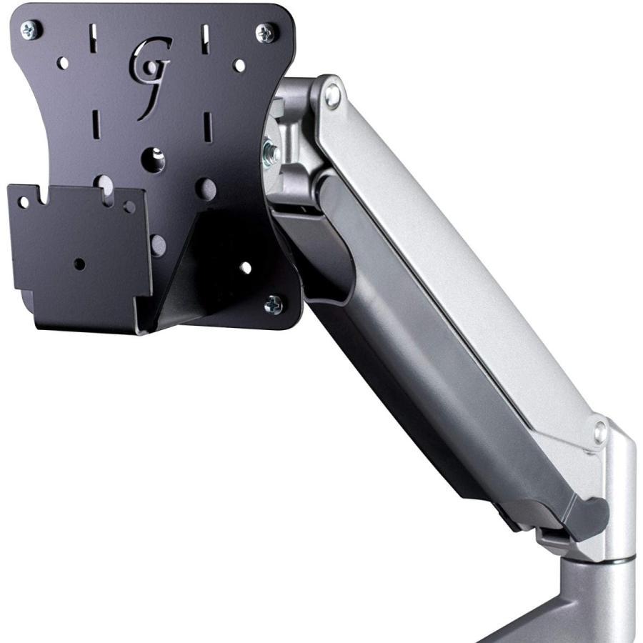 モニター アーム dell VESAマウントでモニタアームを取り付ける【DELLユーザーのパソコン購入術】