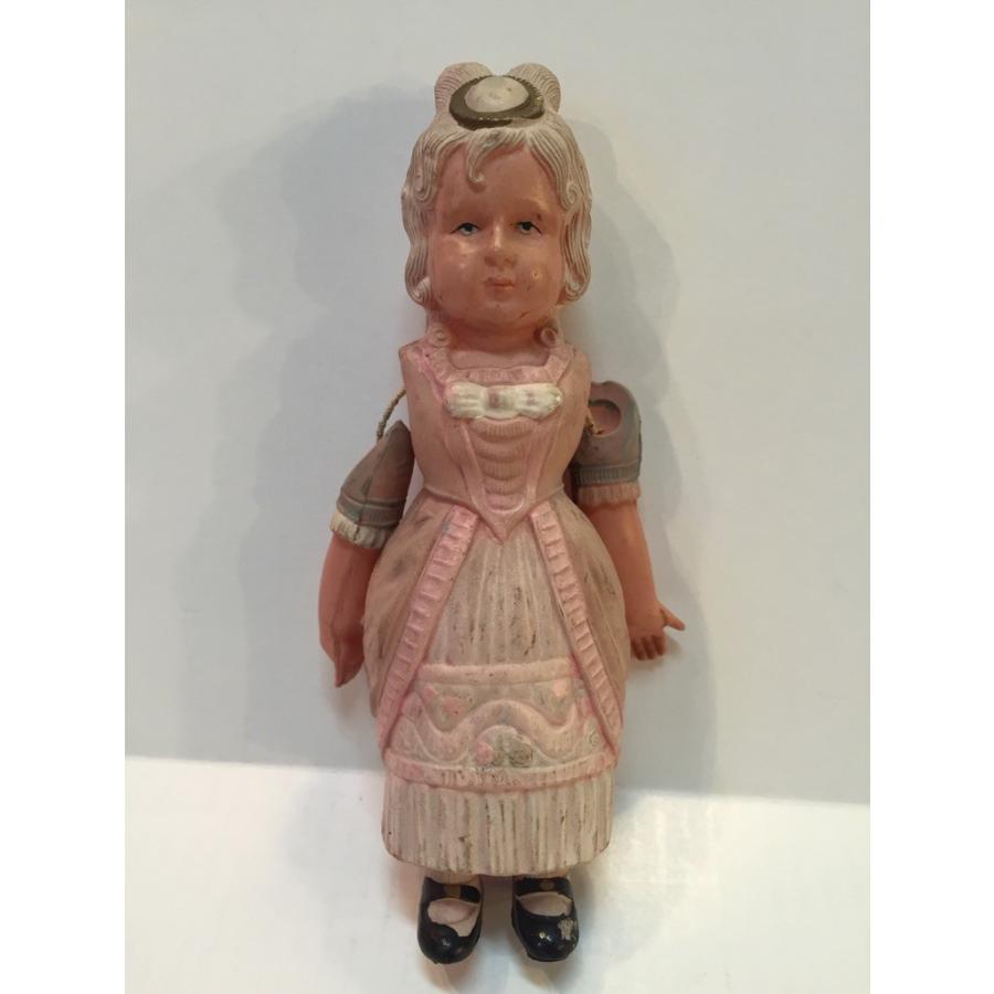 セルロイド人形 貴婦人 全身 日本製