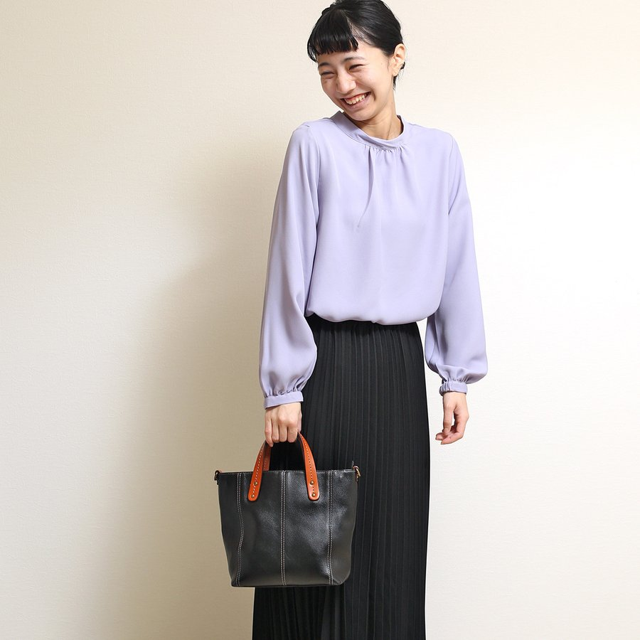 614039 日本製 本革製 レディース 2WAY ハンドバッグ ショルダー バッグ バック ショルダーバッグ ショルダーバック mikiyabagcollectin 03