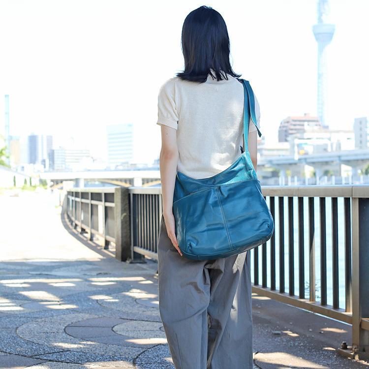 【送料無料】【日本製】A4対応の大きいショルダーバッグ 721111|mikiyabagcollectin|04