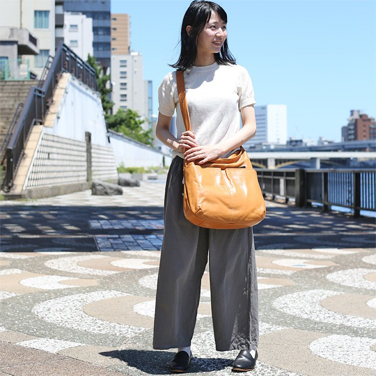 【送料無料】【日本製】A4対応の大きいショルダーバッグ 721111|mikiyabagcollectin|06