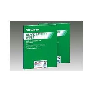 FUJIFILM 黒白単階調印画紙 フジブロ WP FM3 9X13CM 500 A|mikke-8823