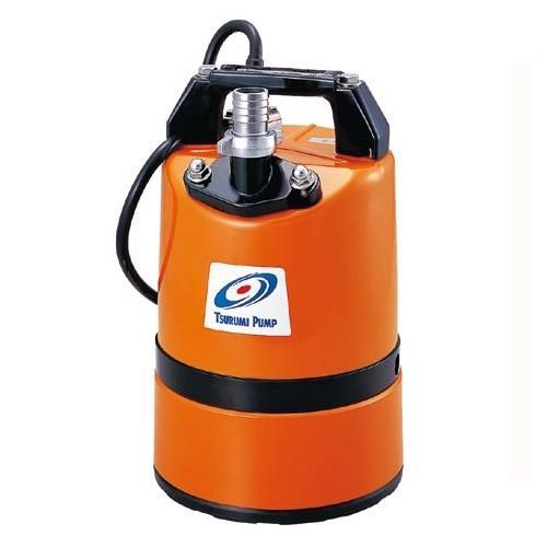 ツルミ 一般工事排水用水中ハイスピンポンプ <LSC1.4S-50HZ>低水位排水用 口径25mm 単相100V