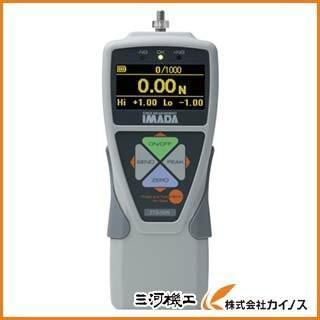 【送料無料】 イマダ 標準型デジタルフォースゲージ 使用最大荷重5N ZTS-5N ZTS5N