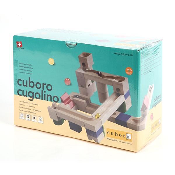 キュボロ クゴリーノ cuboro 積み木 玉の塔 クロボ