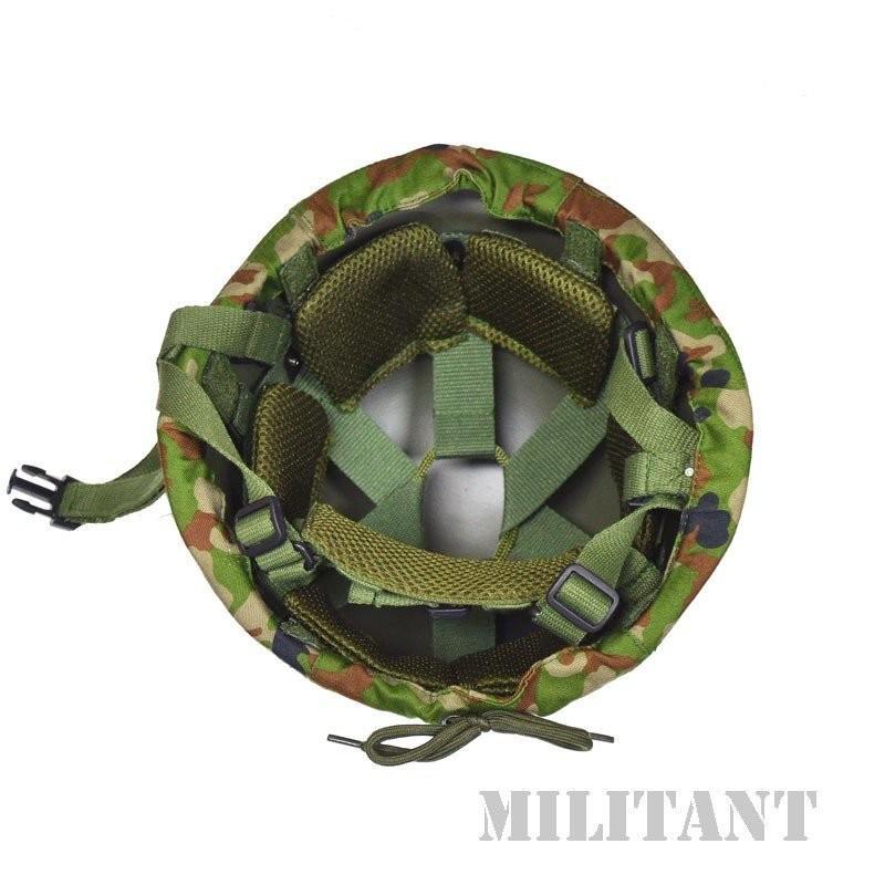 訓練用88式鉄帽 陸上自衛隊 迷彩ヘルメット|militantonline|03