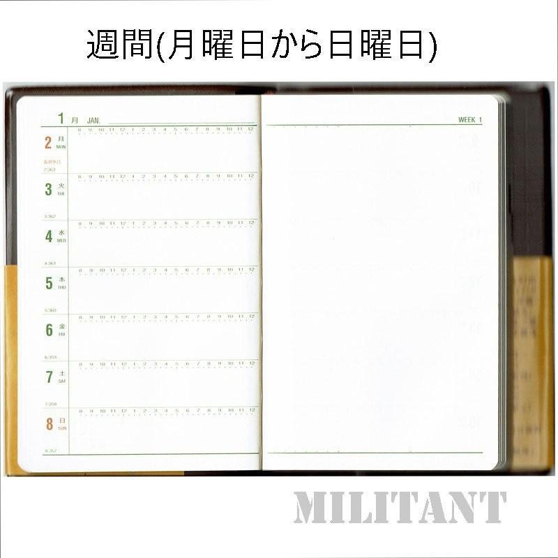 (ネコポス対応)自衛隊手帳 2021|militantonline|02