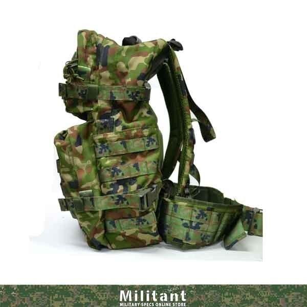 アサルトバッグ ラージ モール迷彩 リュック バックパック|militantonline|03