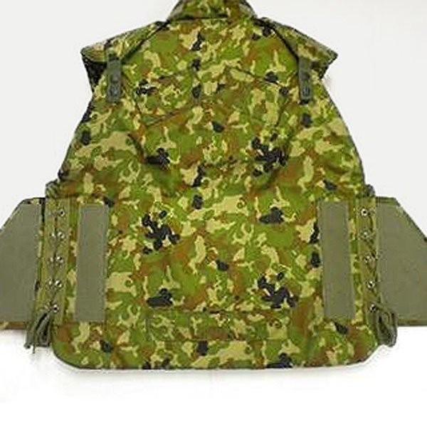 陸上自衛隊防弾ベスト(レプリカ) 襟カバー付|militantonline|03