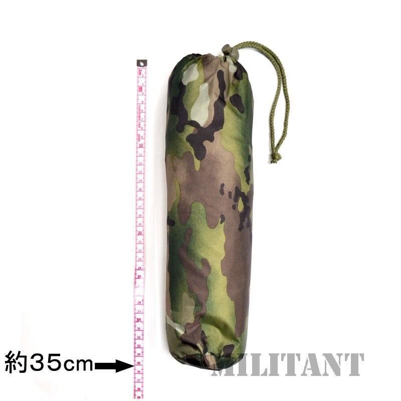 超軽量 ポンチョ(収納袋付き) マルチカム/航空デジタルグレー|militantonline|05